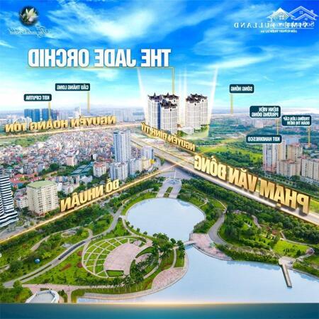 THE JADE ORCHID - Vimefulland Phạm Văn Đồng - Khu Đô Thị đẳng cấp đầu tiên của Bắc Từ Liêm- Ảnh 1