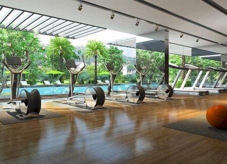 Chung Cư Opal Garden 72M² 2Pn- Ảnh 3