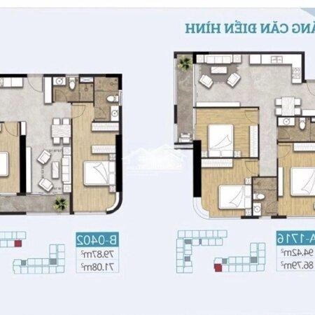 C Skyview 95M² ( 3 Phòng Ngủ2Wc) Tầng Cao Hướng Đông Nam- Ảnh 2