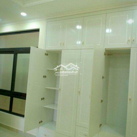 Nhà 4 Tầng_Sau Giga Mall_Phạm Văn Đồng_5X12M_Rẻ- Ảnh 5