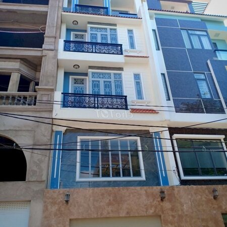 Nhà 4 Tầng_Sau Giga Mall_Phạm Văn Đồng_5X12M_Rẻ- Ảnh 6