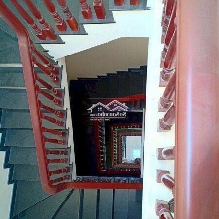 Nhà 4 Tầng_Sau Giga Mall_Phạm Văn Đồng_5X12M_Rẻ- Ảnh 3
