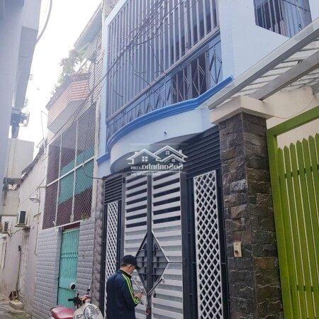 Bán Nhà Phan Văn Trị, P10. 4Mx13M, 1 Triệu1L, 3.98 Tỷ- Ảnh 1