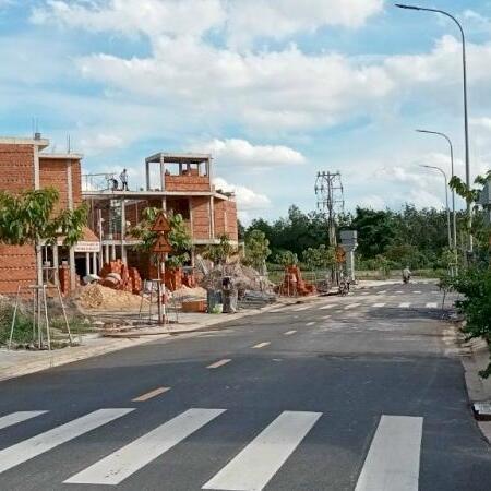Đất gần trường học và UBND Vĩnh Tân liền kề KCN VSIP2 sổ sẵn- Ảnh 1