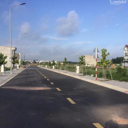 Đất gần trường học và UBND Vĩnh Tân liền kề KCN VSIP2 sổ sẵn- Ảnh 3
