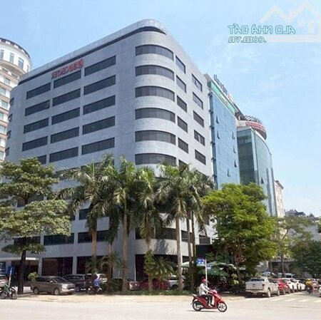 Cho Thuê Gấp Văn Phòng Tòa 3D Tower Duy Tân, 265M2. Công Năng Đầy Đủ- Ảnh 4