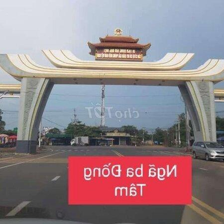 Đất Lộc Ninh Bình Phước Ngã Ba Đồng Tâm Tà Thiết- Ảnh 6