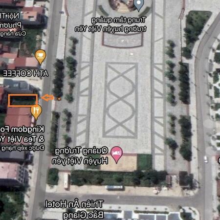 Cần tiền bán gấp 1 lô đất đối diện quảng trường Bích Động-Việt Yên -BG- Ảnh 1