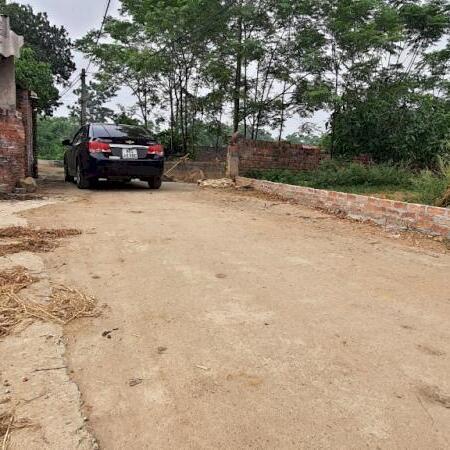 Bán đất gần nhà máy in tiền, bán đất phú cát quốc oai 240m- Ảnh 2