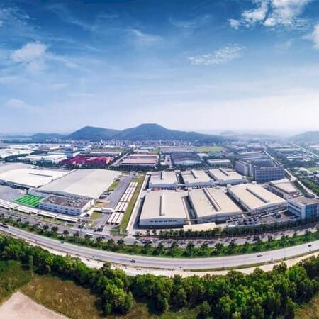 ️Bảng hàng mới lộ diện trục chính kết nối KCN Yên Bình mở rộng- Ảnh 5