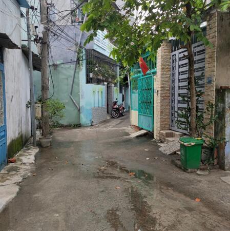 Bán nhà kiệt Trần Cao Vân, Thanh Khê. DT: 102.5m2, ngang 6m, nhà cấp 4, giá 2,4 tỷ- Ảnh 3