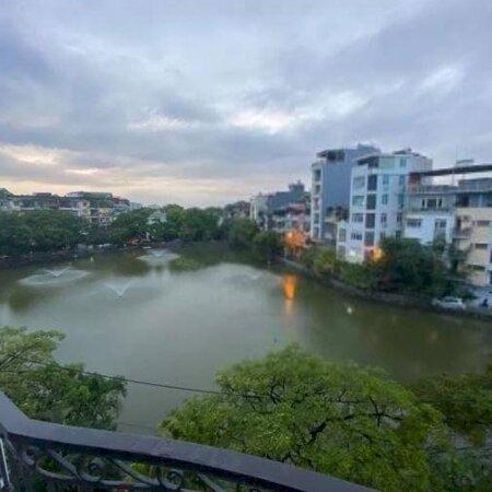 Đẳng Cấp Biệt Thự - Phân Lô Ngõ 88 – View Hồ - Ô Tô Tránh Dừng Đỗ – 60M2 X 5 Tầnggiá Bán 14.9 Tỷ- Ảnh 1