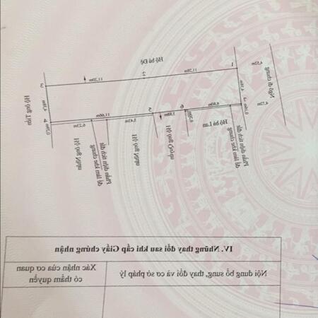 Đất 98m2 sau 1 nhà mặt đường phố Đà Nẵng - Ngô Quyền - Hải Phòng- Ảnh 1
