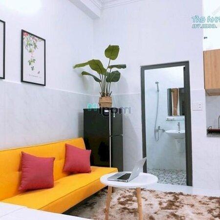 Căn Hộ Studio, Ban Công Thoáng, Lê Hồng Phong Gần Chợ Hoa Hồ Thị Kỷ Q5- Ảnh 4