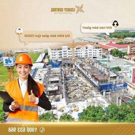 Chung Cư Legacy Central 40M² 1 Phòng Ngủgiá Rẻ Bất Ngờ- Ảnh 2
