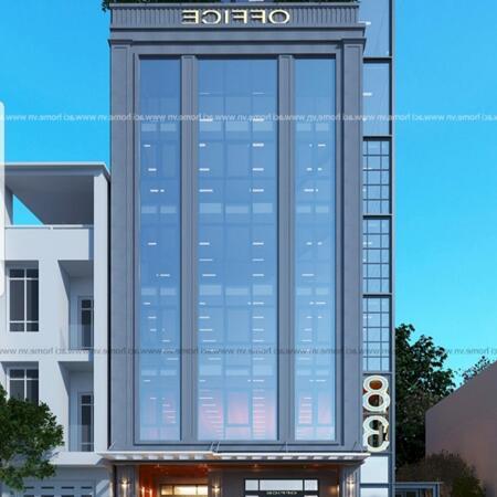 Cần bán toà nhà 125m2,mới xây 9 tầng Cầu Giấy kinh doanh tốt.- Ảnh 1