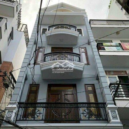Nhà Góc 3 Mặt Tiềnhẽm Xe Hơitrường Sa, P13, Phú Nhuận- Ảnh 9