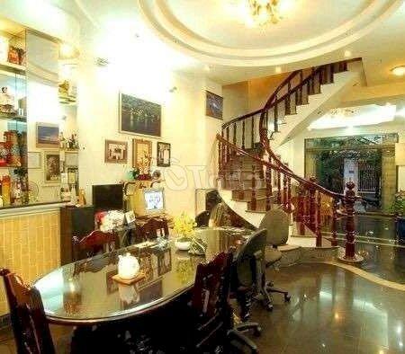Bán Nhà Nguyễn Bỉnh Khiêm, Q1, 76M2,Thuận Tiện Kd- Ảnh 3