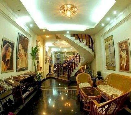 Bán Nhà Nguyễn Bỉnh Khiêm, Q1, 76M2,Thuận Tiện Kd- Ảnh 2